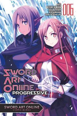 Sword Art Online Progressive Vol 6