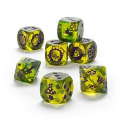 Snotling Team Dice Set