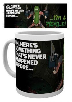 Rick and Morty Mug I'm a Pickle