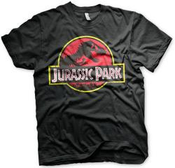 Jurassic Park Distressed Logo