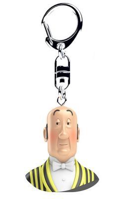 Nyckelring - byst Nestor