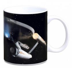 Star Trek USS Enterprise Mug