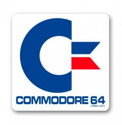 Commodore C64 Coaster