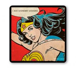 Wonder Woman I Am Wonder Woman Coaster
