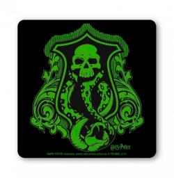 Harry Potter Death Eater Logo Coaster