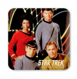 Star Trek Crew Coaster