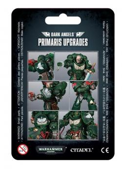 Dark Angels Primaris Upgrades