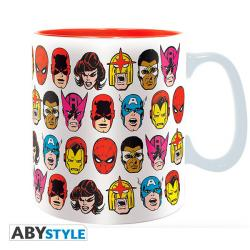 Marvel Heads Mug 460ml