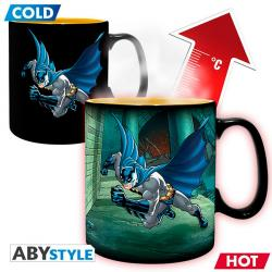 Batman & Joker 460ml Heat Change Mug