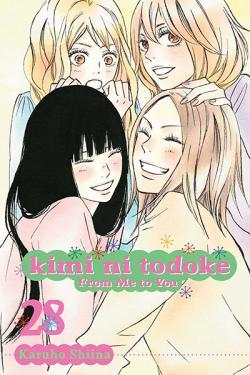 Kimi ni Todoke From Me to You Vol 28