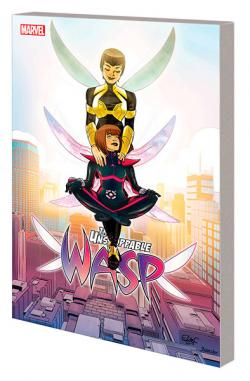 The Unstoppable Wasp Vol 2: Agents of G.I.R.L.