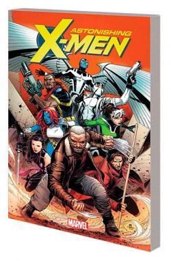 Astonishing X-Men Vol 1: Life of X