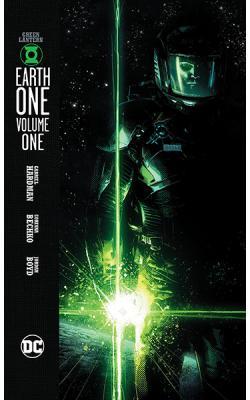 Green Lantern Earth One Vol 1