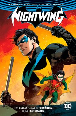 Nightwing Rebirth Deluxe Collection Book 2