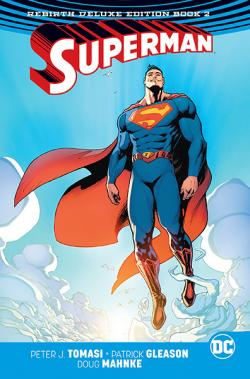 Superman Rebirth Deluxe Collection Book 2