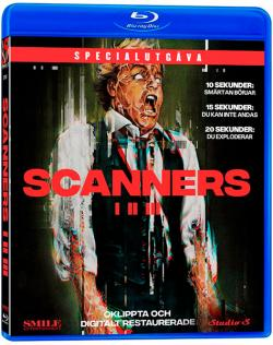 Scanners, Scanners 2 & Scanners 3