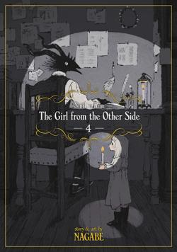 Girl From the Other Side: Siuil, a Run Vol 4