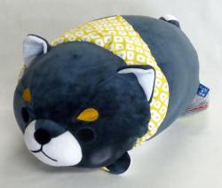Mameshiba Sankyoudai Mamejiro Plush: Cushion