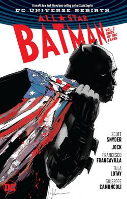 All Star Batman Vol 2: Ends of the Earth