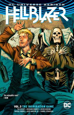 Hellblazer Rebirth Vol 3: The Inspiration Game