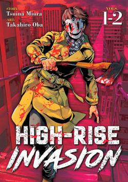 High-Rise Invasion Vol 1-2