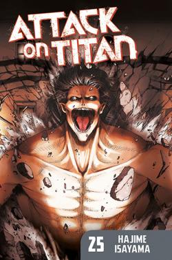 Attack on Titan vol 25