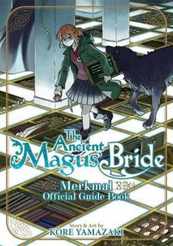Ancient Magus' Bride Official Guide Book Merkmal