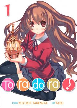 Toradora! Light Novel Vol 1