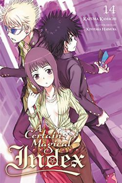 A Certain Magical Index Light Novel 14