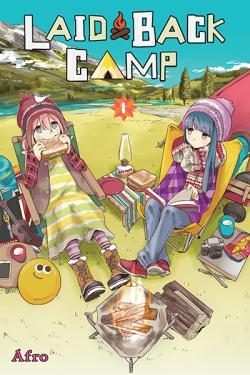 Laid Back Camp Vol 1