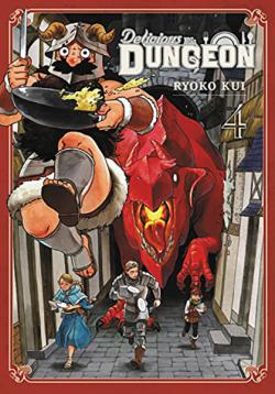 Delicious in Dungeon Vol 4