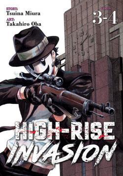 High-Rise Invasion Vol 3-4