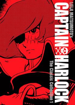 Captain Harlock: The Classic Collection Vol 1