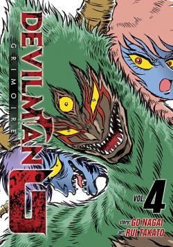 Devilman Grimoire Vol 4