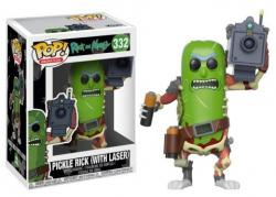 Pickle Rick with Laser Pop! Vinyl Figure