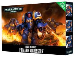 Easy to Build: Primaris Aggressors