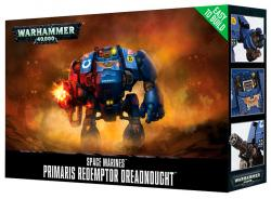 Easy to Build: Redemptor Dreadnought