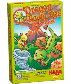 Dragon Rapid Fire - The Fire Crystals