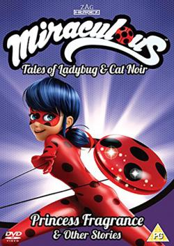 Miraculous: Tales of Ladybug and Cat Noir, Volume 3