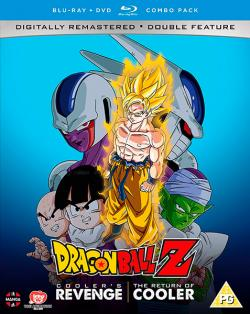 Dragonball Z: Cooler's Revenge & The Return of Cooler