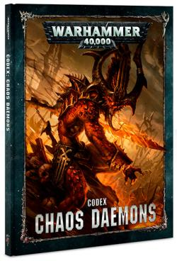 Codex: Chaos Daemons 2018