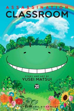 Assassination Classroom Vol 20