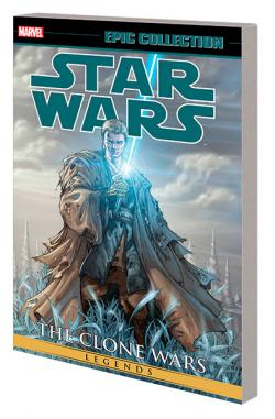 Star Wars Legends Epic Collection: The Clone Wars Vol 2