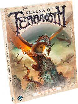 Realms of Terrinoth - Fantasy Campaign Setting