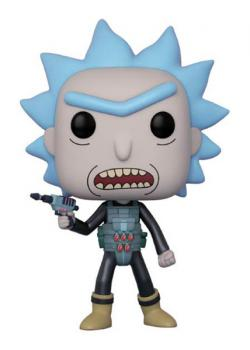 Prison Break Rick Pop! Vinyl Figure