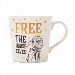 Harry Potter Tapered Mug - Dobby (Free The House-Elves)