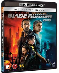 Blade Runner 2049 (4K Ultra HD+Blu-ray)