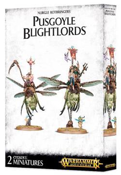 Nurgle Rotbringer: Pusgoyle Blightlords