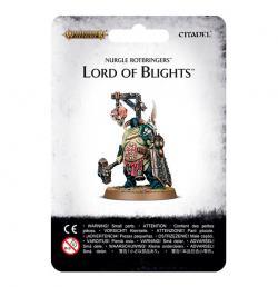 Nurgle Rotbringers: Lord of Blights