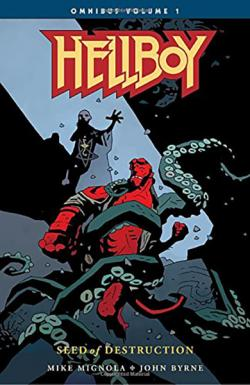 Hellboy Omnibus Vol 1: Seed of Destruction